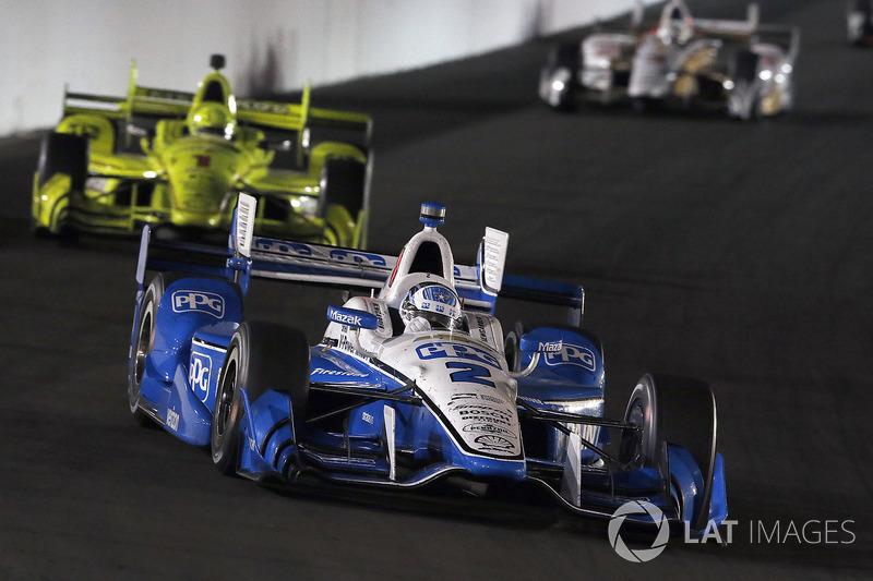 Гейтвей: Джозеф Ньюгарден, Team Penske Chevrolet