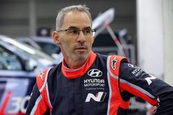 Alain Menu, Hyundai Motorsport