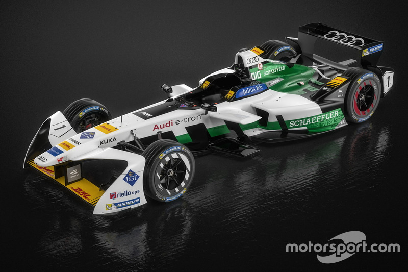 Лукас ді Грассі, Audi e-tron FE04