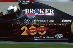 Andrea de Cesaris, Sauber C13