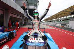 Winner #25 Algarve Pro Racing Ligier JSP2 Nissan: Andrea Pizzitola