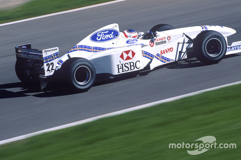 #22: Rubens Barrichello, Stewart SF-1
