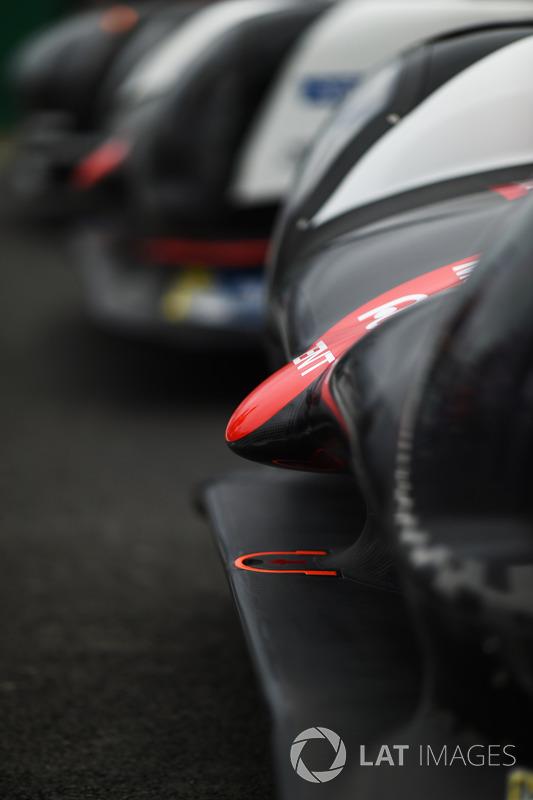 Detail: Toyota Gazoo Racing, Toyota TS050 Hybrid