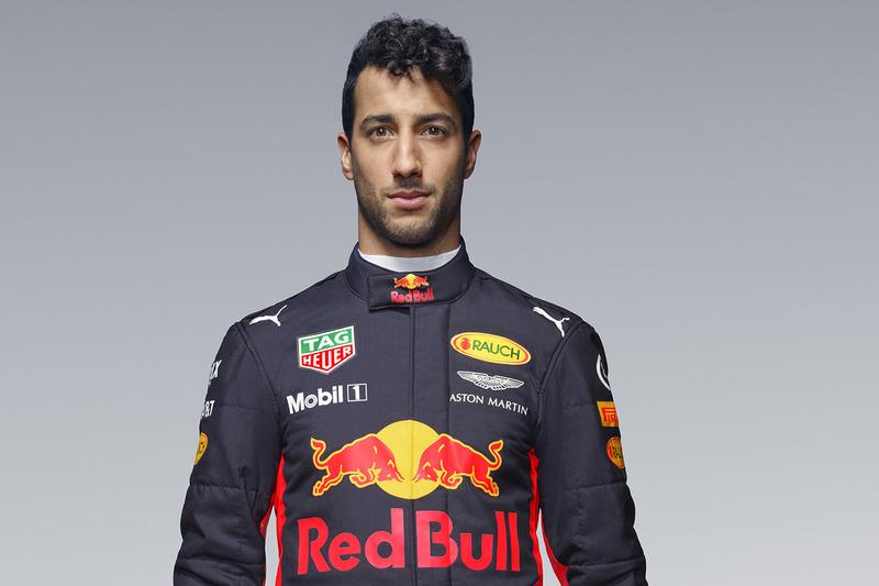 Даниэль Риккардо, Red Bull Racing (2017)