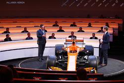 Zak Brown, Director Ejecutivo de McLaren Technology Copyright: Steven Tee/LAT Images Ref: _O3I4947