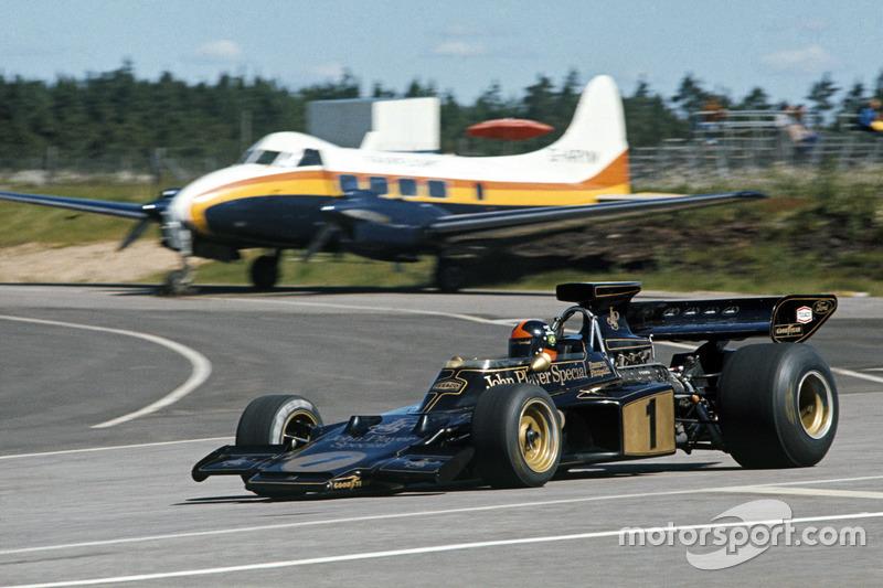 #31: Lotus 72E (1973-1975)
