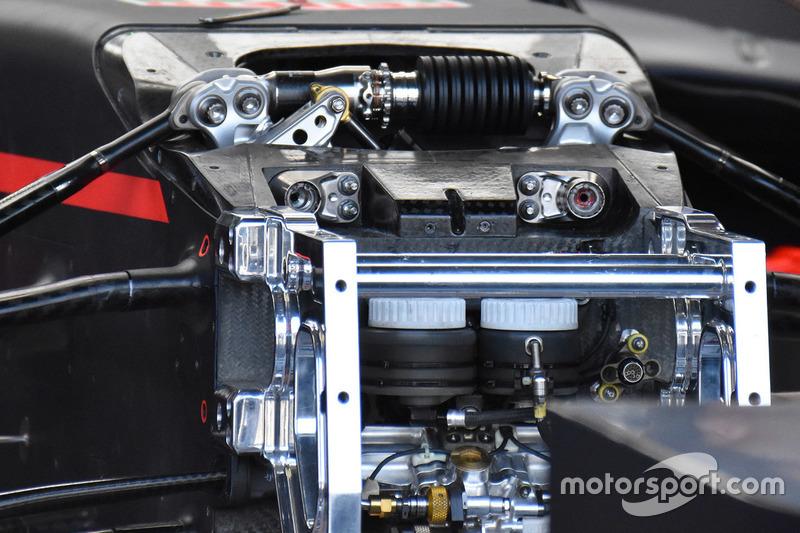 Передняя подвеска Red Bull RB13