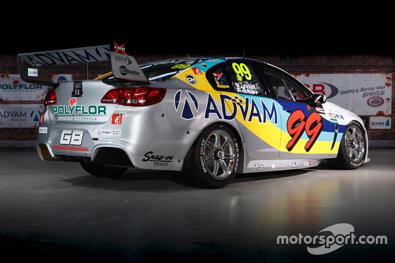 Erebus Motorsport – Dale Wood/Chris Pither