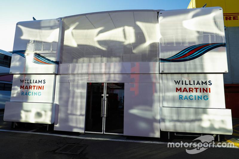 Моторхоум Williams