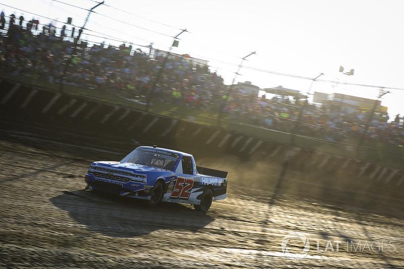 Stewart Friesen, Elaine Larsen Motorsports Chevrolet