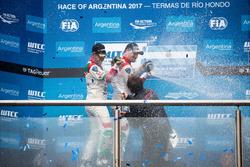 Michelisz Norbert az argentin győzelem után