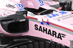 Force India VJM10: Winglets