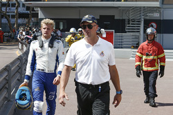 Race retiree Marcus Ericsson, Sauber