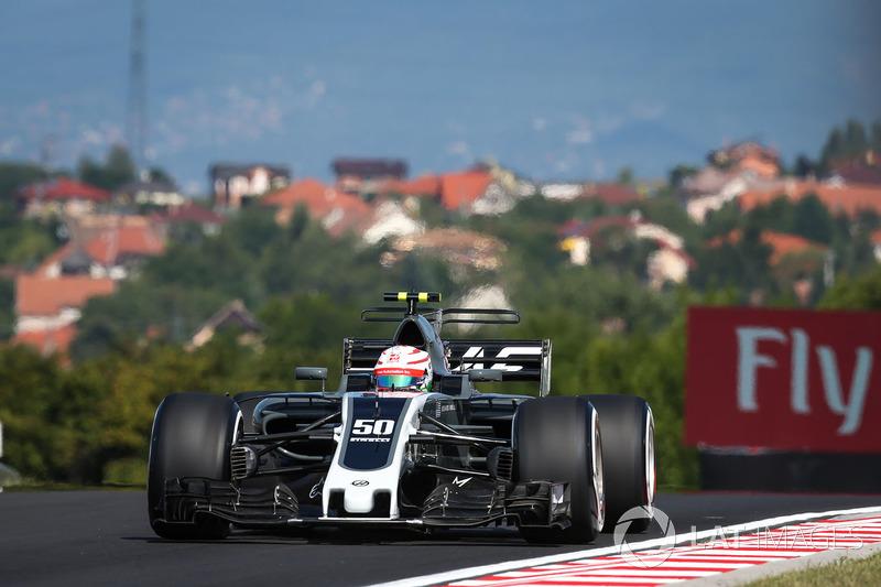 Antonio Giovinazzi, Haas VF-17
