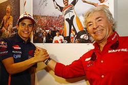 Marc Márquez y Ángel Nieto