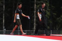 Sergio Pérez, Force India