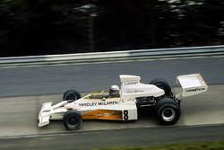 Peter Revson, McLaren M23 Ford
