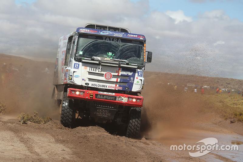 #508 Tatra: Martin Kolomy, Rene Kilian, David Kilian
