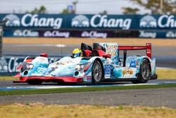 #35 Jackie Chan DC Racing Oreca Nissan 03R: Ho-Pin Tung, Gustavo Menezes, Thomas Laurent