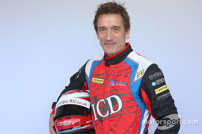 Jeff Smith, Eurotech Racing, Honda Civic Type R