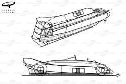 Lotus 88 1981 aero overview
