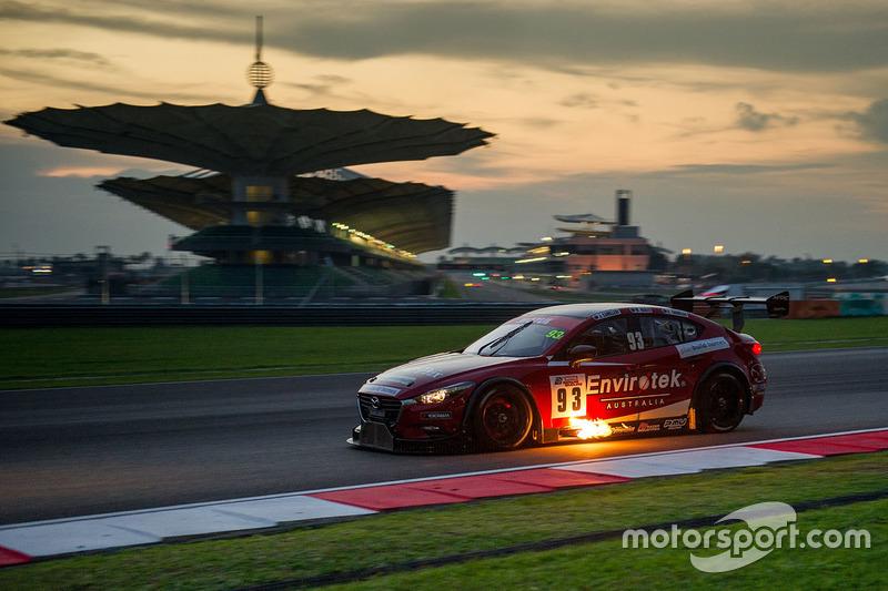 #93 Marc Cars Australia MARC Mazda 3 V8: Jake Camilleri, Morgan Haber, Rob Thomson
