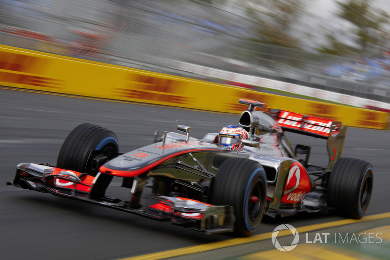 2012 - Jenson Button, McLaren Mercedes