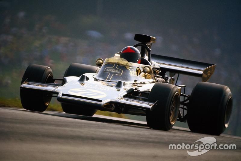 1972 - Emerson Fittipaldi, Lotus-Ford