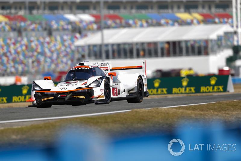 10.- #6 Acura Team Penske Acura DPi, P: Dane Cameron, Juan Pablo Montoya, Simon Pagenaud