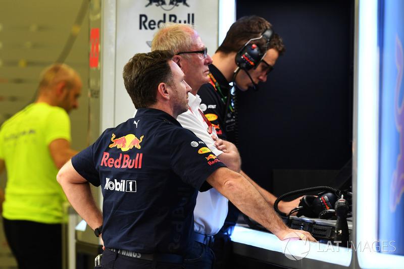 Junio de 2018: Honda trabaja para convencer a Red Bull