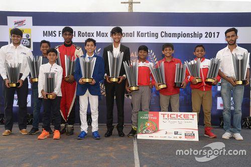 JK Rotax Max National: Bangalore