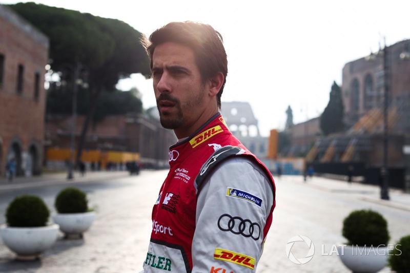 #1 Lucas Di Grassi, Audi Sport ABT Schaeffler
