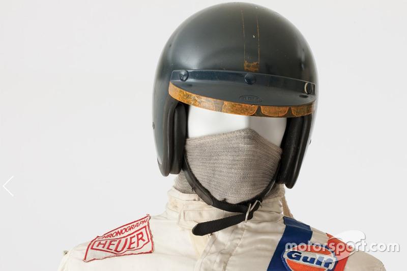 Subasta de Steve McQueen Le Mans