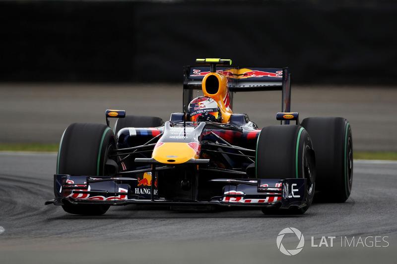 2009: Red Bull RB5