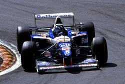 Damon Hill, Williams FW18