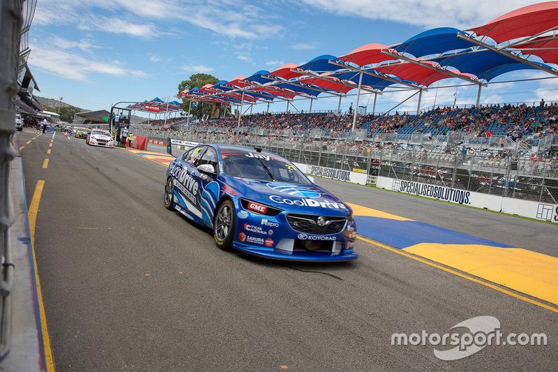 Tim Blanchard, Brad Jones Racing Holden livery