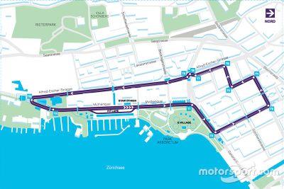 Presentazione della pista dell'ePrix di Zurigo