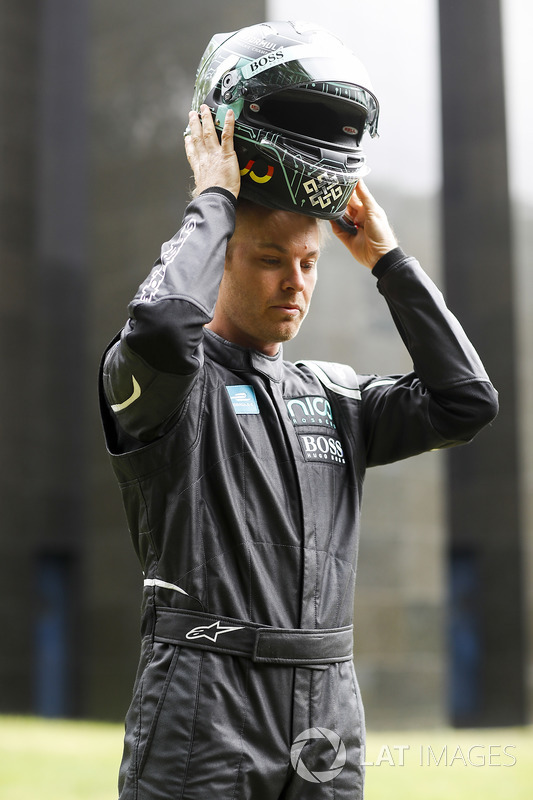 Formula 1 World Champion, Nico Rosberg