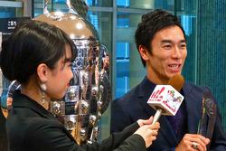 Indy 500 winner Takuma Sato, Andretti Autosport