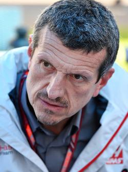 Guenther Steiner, director de Haas F1 Team
