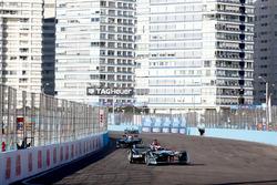 Mitch Evans, Jaguar Racing, Luca Filippi, NIO Formula E Team