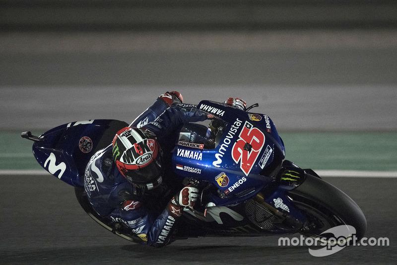 6. Maverick Viñales, Yamaha Factory Racing