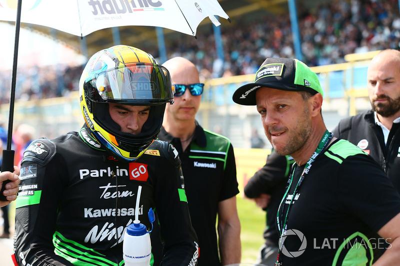 Mika Perez, Xavi Fores, Barni Racing Team