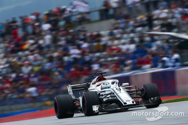 18. Маркус Ерікссон, Sauber C37 — 3