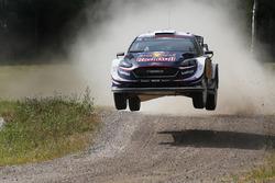 Теему Сунинен и Микко Марккула, Ford Fiesta WRC, M-Sport Ford