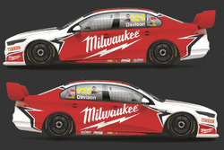 23 Red Racing livery