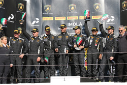 Podium AM and LB Cup