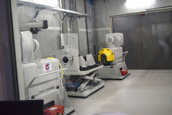Petronas Global Research and Technology Centre machine
