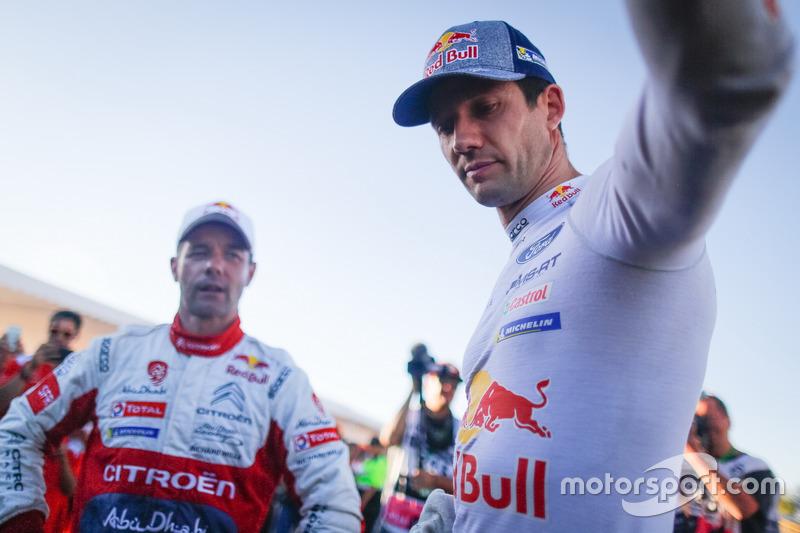 Sébastien Ogier, M-Sport Ford WRT, Sébastien Loeb, Citroën World Rally Team