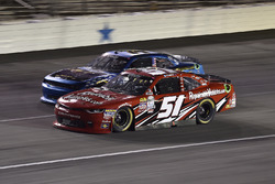 Jeremy Clements, Jeremy Clements Racing Chevrolet, Mike Harmon, Mike Harmon Racing Dodge